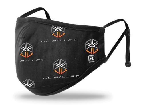 JL Billet Logo Mask