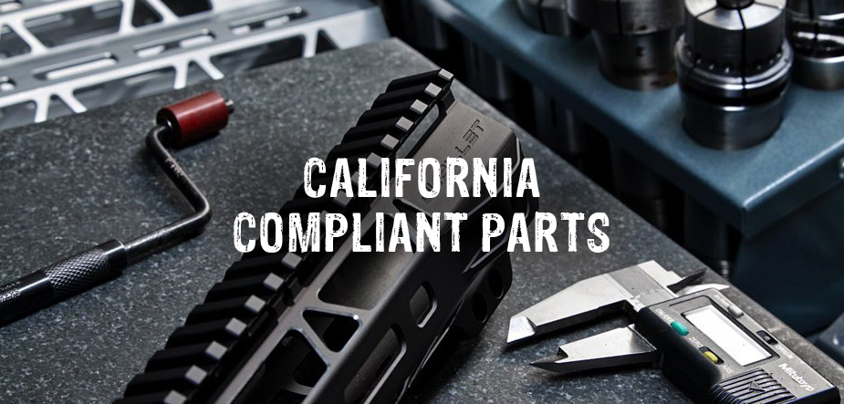 California Compliant Parts