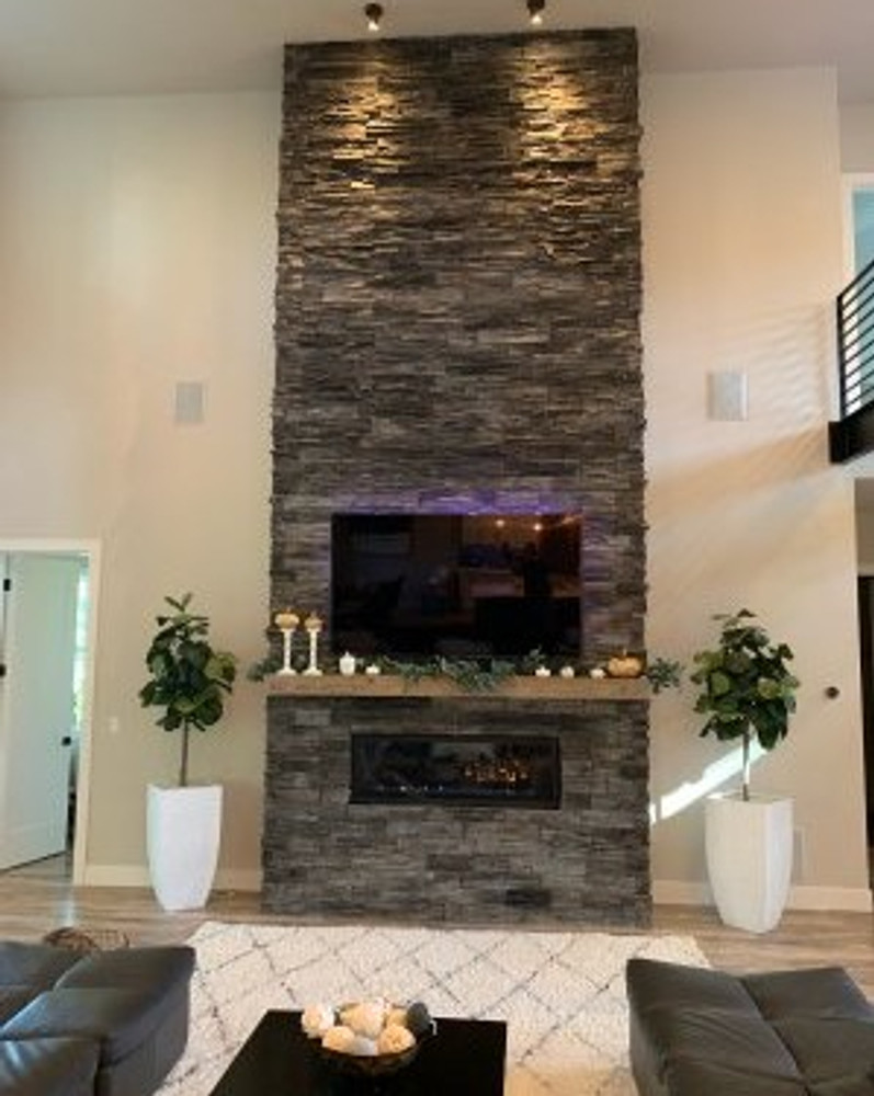 Cultured Stone Veneer Panels add value to your house.