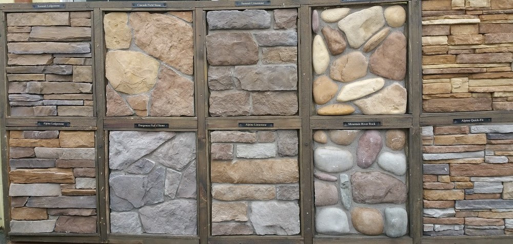 Struggling local manufacturer of stone veneer products.  Why can't we sell more stone veneer?