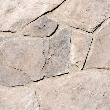 Picture of a Fieldstone Stone Veneer in the Dungeness color palette by Superior Stone (Washington based).