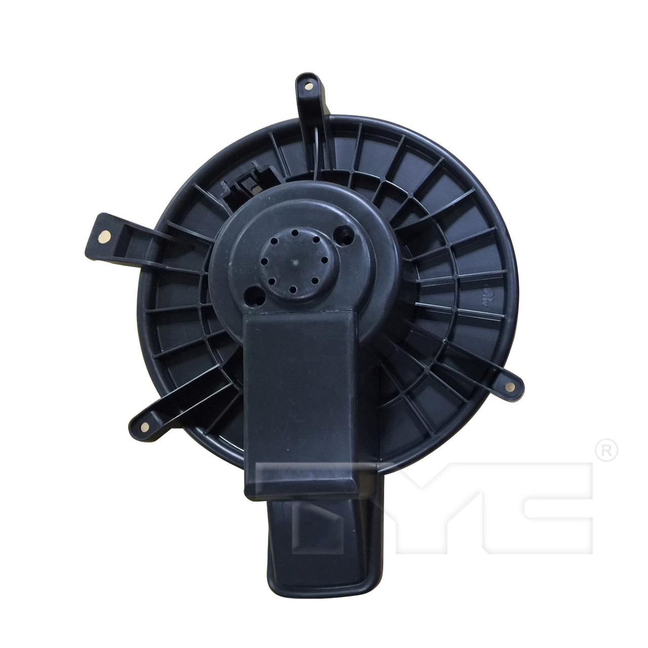 For Chrysler Dodge Jeep Front HVAC Blower Motor TYC 700216