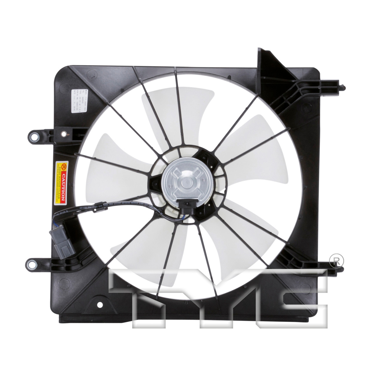 2006 Acura TSX Engine Cooling Fan Assembly-GS39424