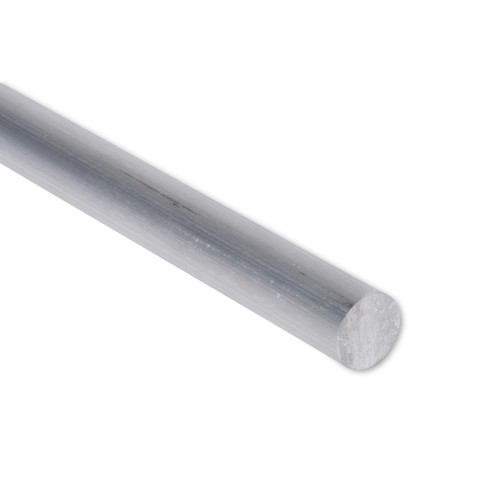 1-5//8 ALUMINUM 6061 ROUND ROD 23 LONG T6511 SOLID Lathe Bar Stock 1.625