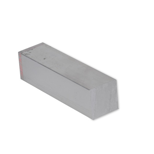 """Stainless Steel Square Bar, 1/2"""" x 1/2"""" , 304 General-Purpose Plate, Mill Stock (0.50SQR304SS)"""