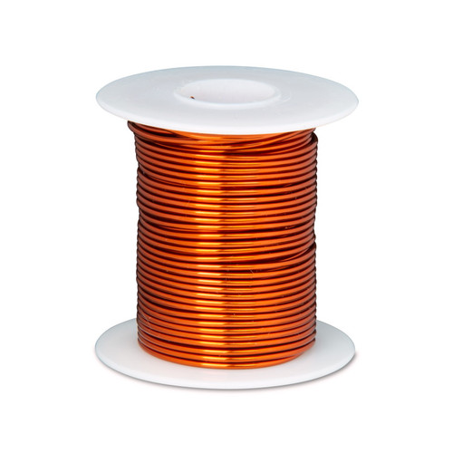 Magnet Wire, 240°C, 14 AWG Polyimide - 6 Spool Sizes Available
