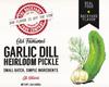 Garlic Dill Pickle