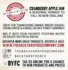 Cranberry Apple Jam