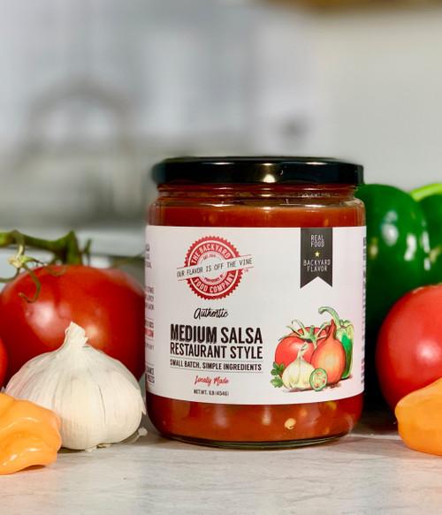Medium Salsa