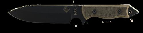Ontario Ranger Series R.A.K. Knife - Ranger Assault Knife, 8674