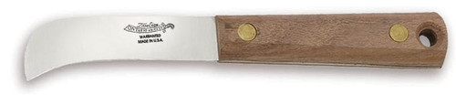 "Ontario 8 - 3"" Grape Knife with Hardwood Handle, 5200"