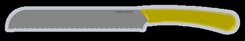 "Ontario Chromatics 7.8"" Bread Knife   OKC 3520"