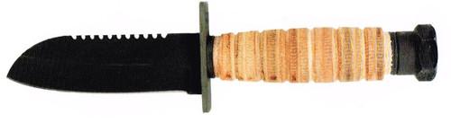 Ontario Journeyman Knife   Leather Sheath   OKC 6155