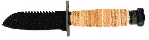 Ontario Journeyman Knife | Leather Sheath | OKC 6155