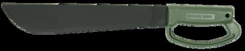 Ontario Knife Camp Plus Machete | OD Green Handle | 8510ODTC
