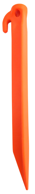 Ontario Knife Camp Plus Orange Stakes | Pack of 4 | 0414ORTC