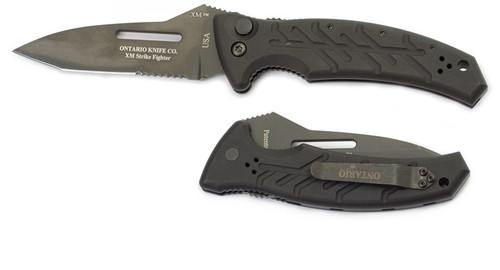 Ontario XM Strike Fighter Automatic Knife | 8745