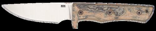 Ontario Adirondack ADK High Peaks Hunter Knife | Leather Sheath | 8178
