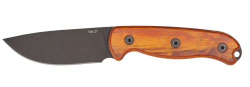 Ontario TAK 2 Knife | Leather Sheath | 8664