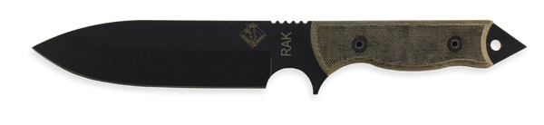 Ontario Ranger Series R.A.K. Knife - Ranger Assault Knife, 8674
