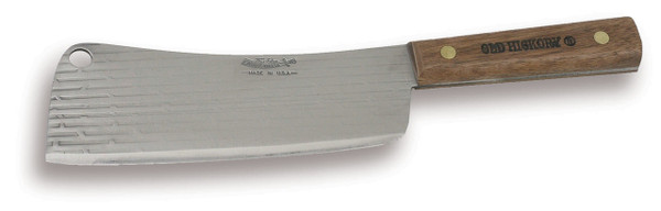 """Ontario Old Hickory 76-7"""" Cleaver, 7060"""