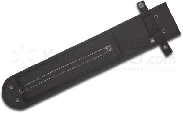 Replacement Nylon Sheath Only for Ontario SP10 Marine Raider Bowie Knife, 40-20-3345