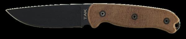 Ontario TAK 1 Fixed Blade Knife | RAT Series | OKC 8671