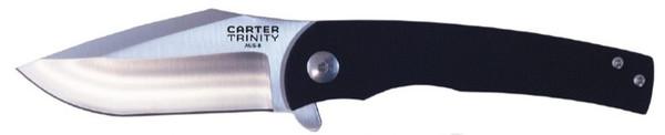 Ontario Carter Trinity Folding Knife | Titanium and G10 Handle | OKC 8877
