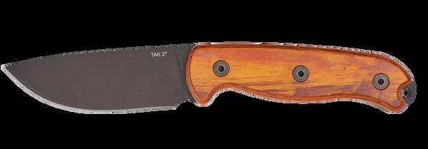Ontario TAK 2 Knife | Leather Sheath | 8664