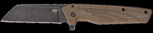 Ontario Besra Folding Knife   9000