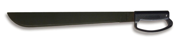 "Ontario 18"" Black D-Handle Field Machete   8514"