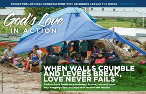 God's Love in Action Spring 2021
