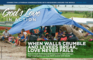 A special publication for our LCMS friends