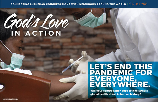 God's Love in Action Summer 2021
