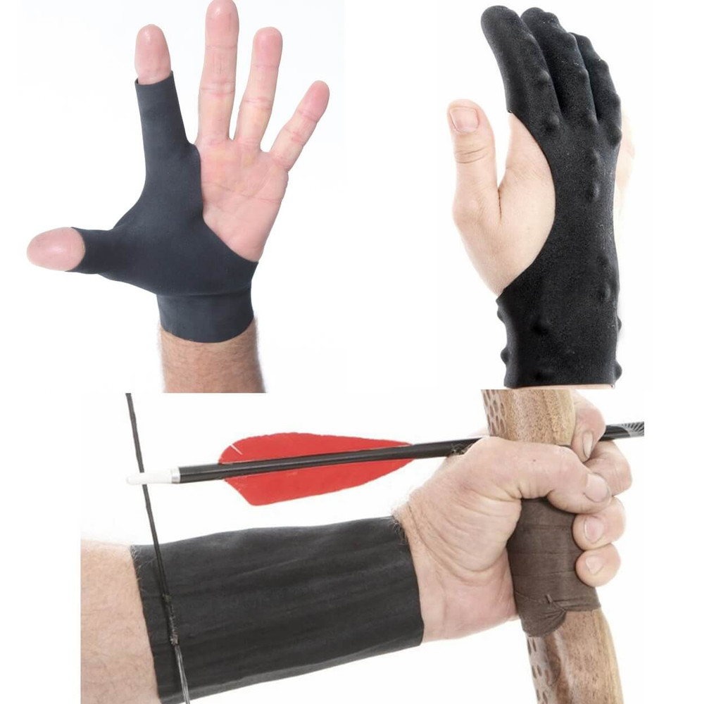 All Dark Archer Tactical Gloves Pack