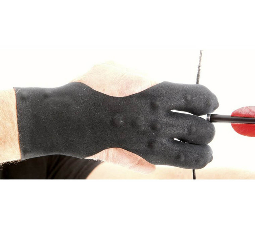 Dark Archer Tactical 3 finger shooting glove