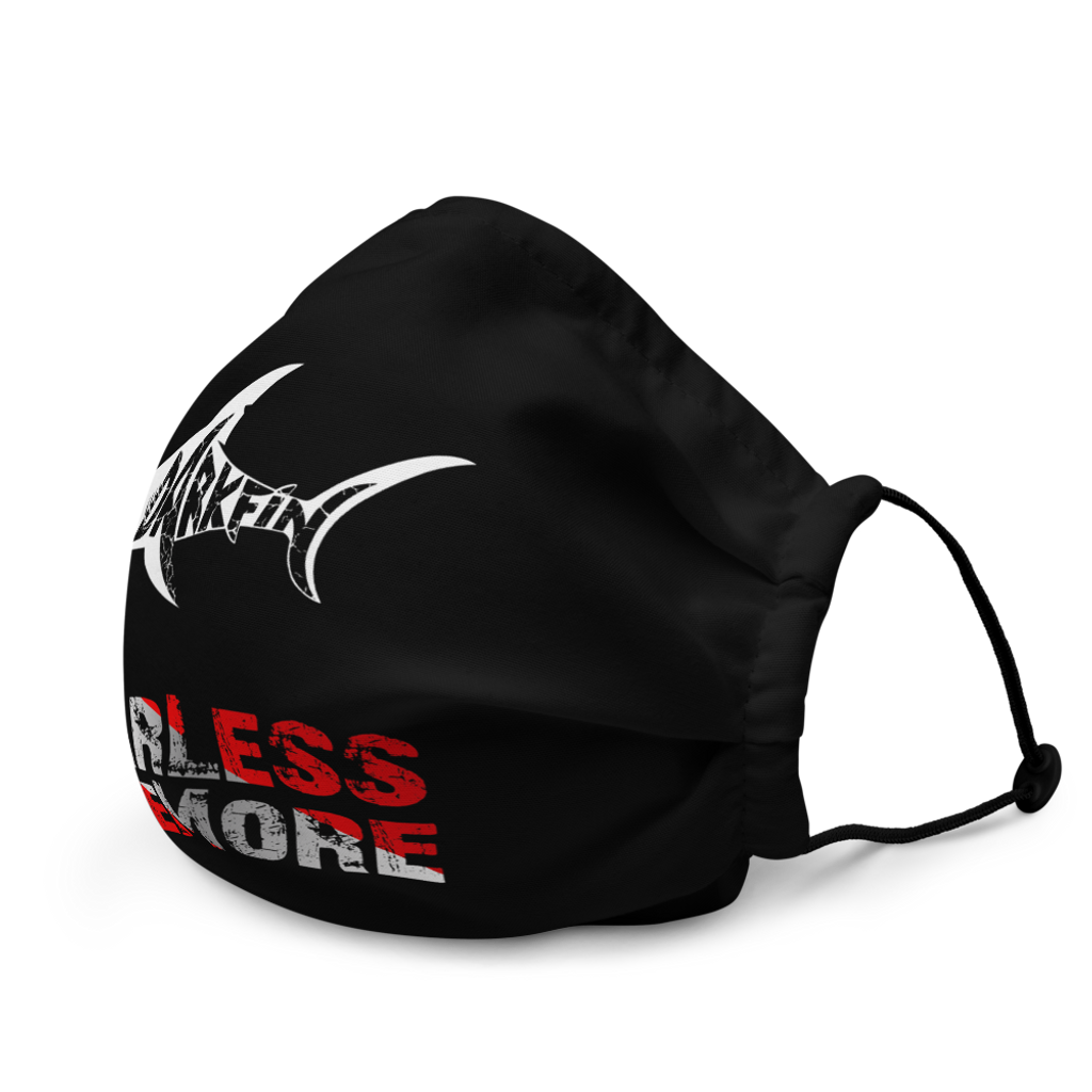 Premium Darkfin Face Mask - FearLess DiveMore