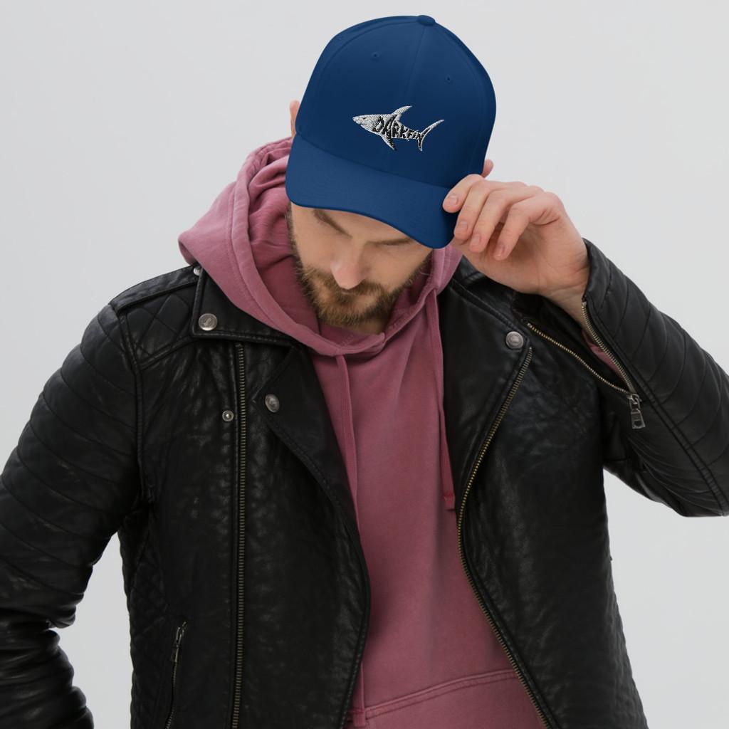 Darkfin Flex-Fit Hat