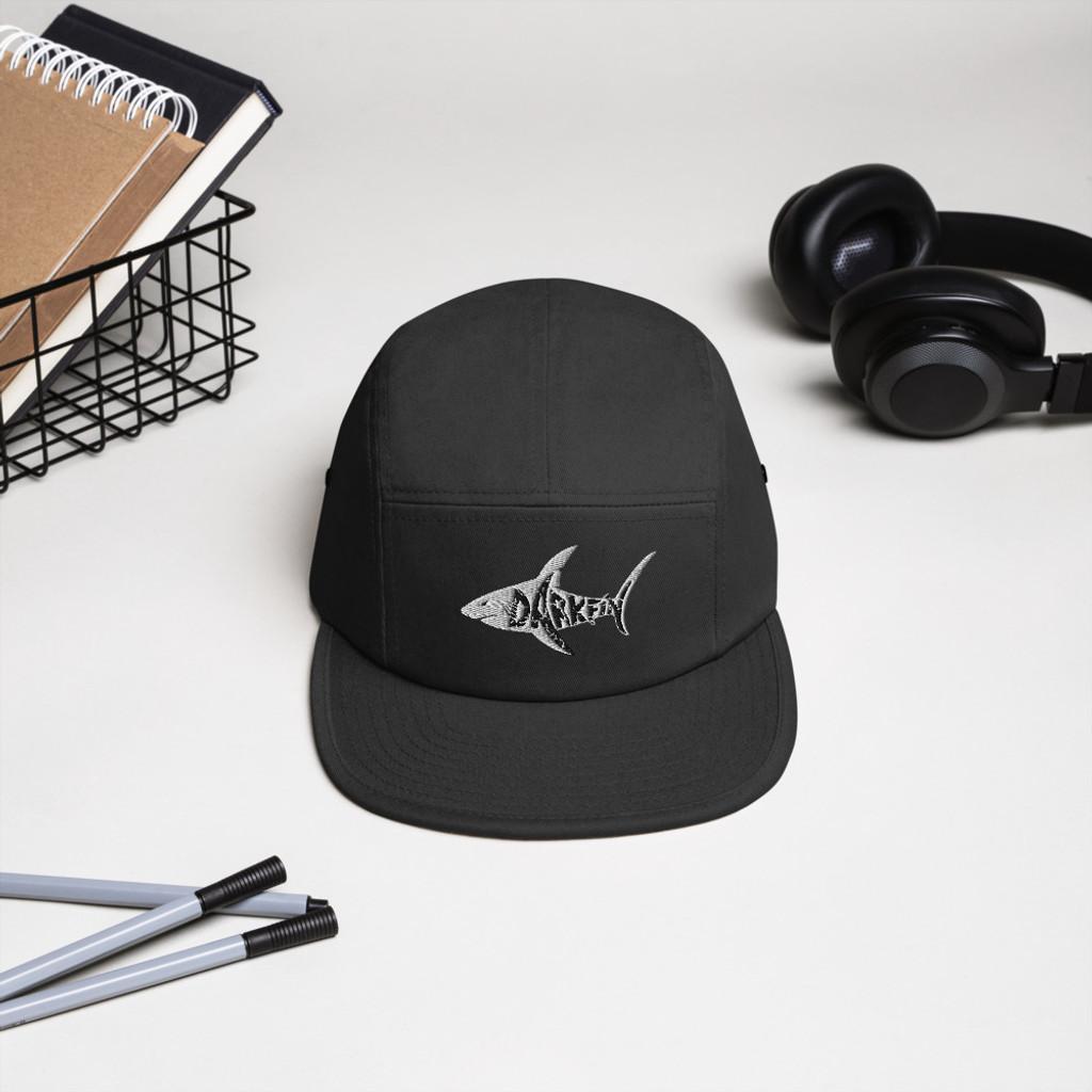 Darkfin 5 - Panel Hat
