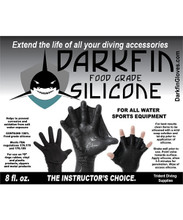 Darkfin Silicone Spray Lubricant And Protectant Gloves