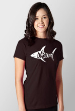 Darkfin Woman's Tee Shirt