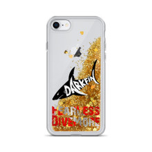DARKFIN - Liquid Glitter iPhone Cases