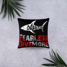 Darkfin Basics - Couch Pillow