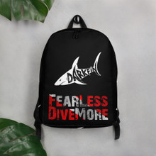 Darkfin Minimalist Mini Backpack