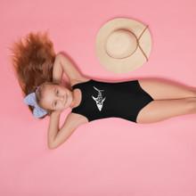 Darkfin Classic Kids Swimsuit
