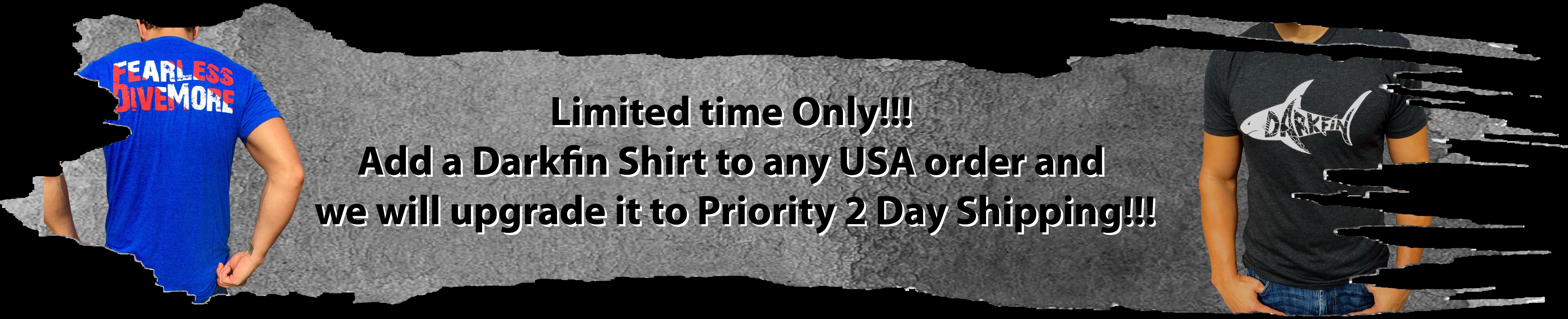 Darkfin Tee Shirt