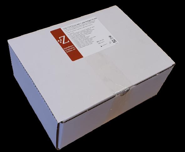 RETROtek HIV-1 p24 Antigen Elisa 5 x 96 Wells Zeptometrix