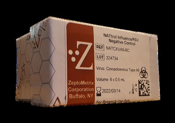 NATtrol Influenza RSV Negative Control