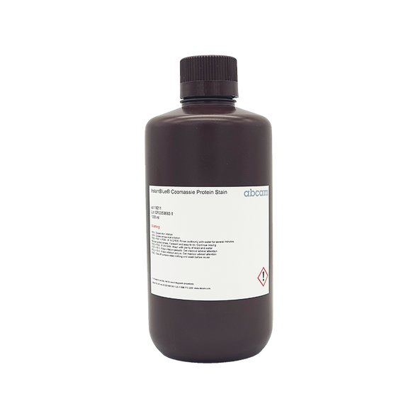 InstantBlue® Coomassie Protein Stain (ISB1L) (ab119211)