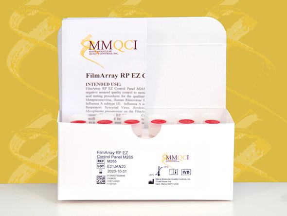 FilmArray RP EZ Control Panel M265